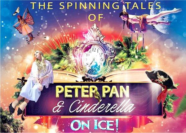 Peter Pan & Cinderella on Ice